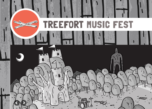 Treefort Music Fest on Glitch in the System